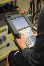 robotic programming controller