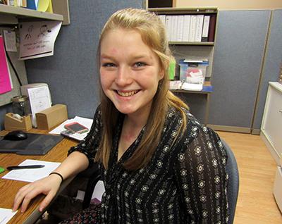 OJT Spotlight Jenna Crites