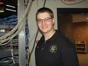 OJT Spotlight Luke Swift