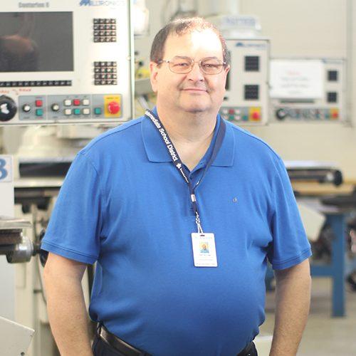 Marvin Gage, CAD/CAM Instructor