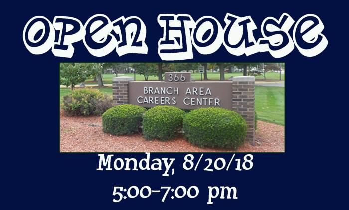 BACC Open House 8/20/18