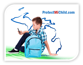 Protect MiChild Logo