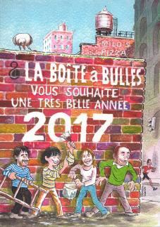 © Sébastien Samson et La Boîte à Bulles
