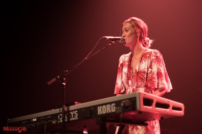 Justine Mauvin @ Ancienne Belgique - 29/06/2017 © ManuGo Photography