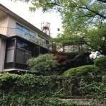 蔦珈琲店@南青山は旧建築家山田守邸。建築遺産としても喫茶店としても一級品!