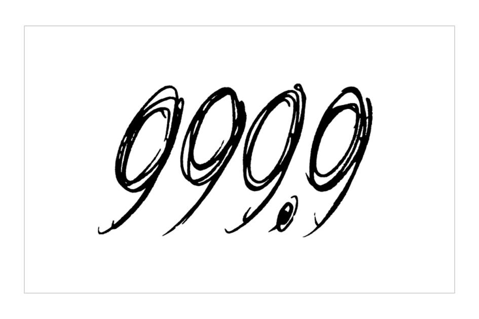 999.9/フォーナインズ