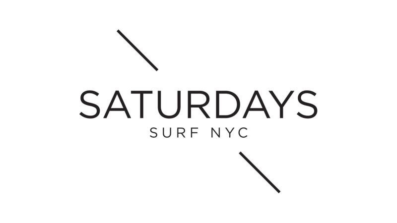 SATURDAYS SURF NYC/サタデーズ サーフ ニューヨークシティ