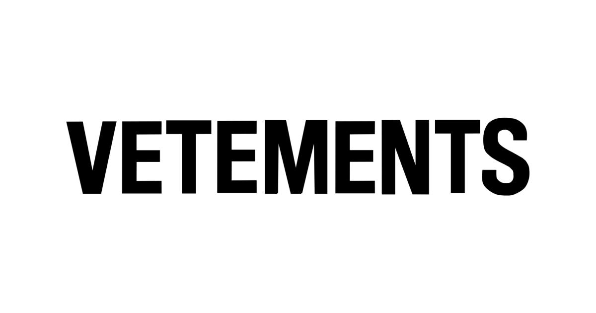 VETEMENTS(ヴェトモン)