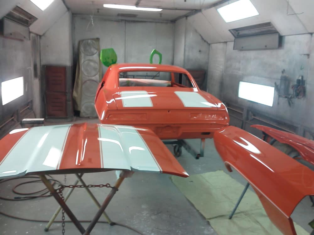Top Auto Body Repair and Painting in the Northwest| Brand X Customs