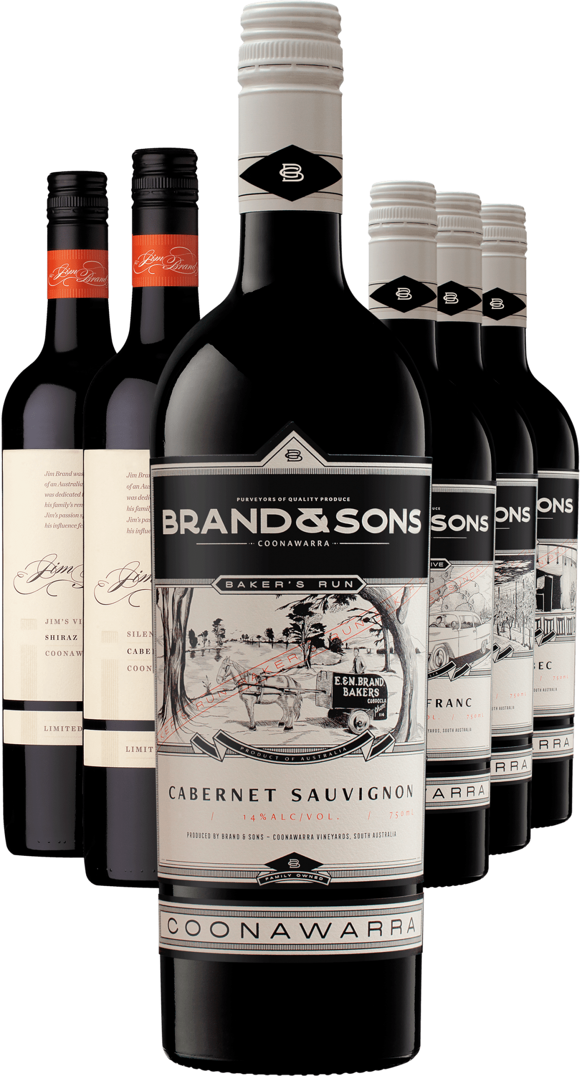 Brand & Sons Mixed 6pack