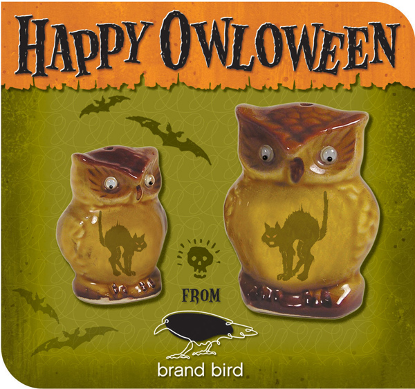 Happy Owloween from Brand Bird