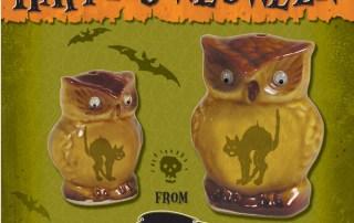 Happy Owloween from Brand Bird