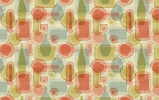 Brand Bird Mid-modern inspired pattern
