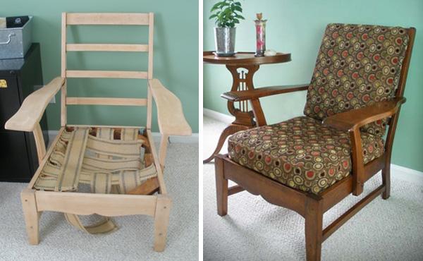 Vintage Chair Restoration