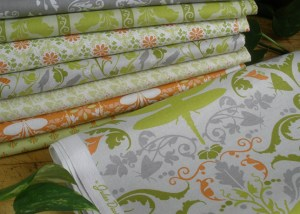 garden of delights fabric collection