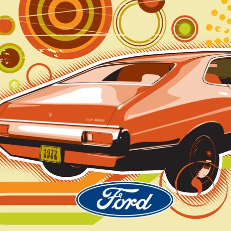 ford vintage style guide