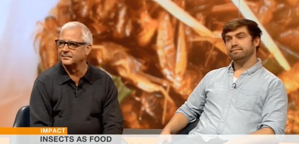 Eddie Stableford, Food Brand expert