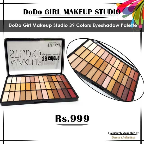 Dodo Girl Makeup Studio Eyeshadow