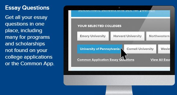 Students get individualized assistance with all of their college essays.