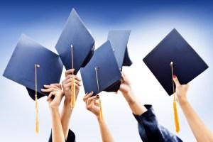 Graduation is on the horizon