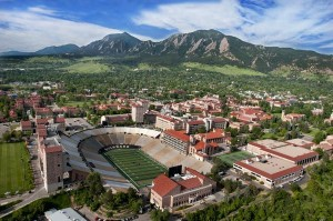 University of Colorado- Boulder