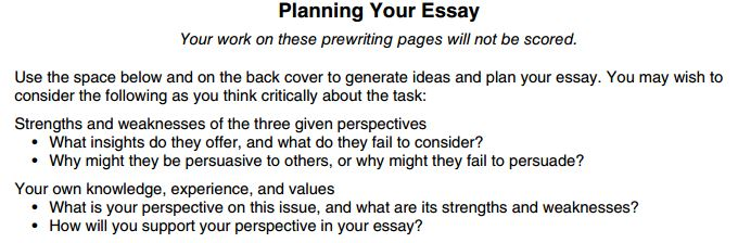 how to prepare for a new school year essay