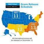 PSAT Scores Release Dates