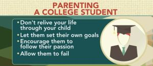 parenting a college student
