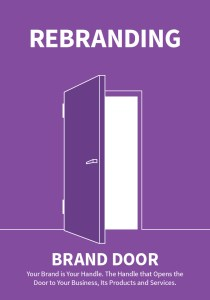 Image of Door Opening - Rebranding