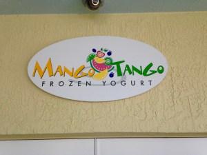 Logo Design example Mango Tango