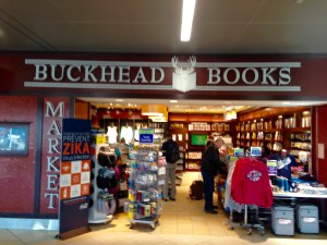 Buckhead Books Market example of a related company name