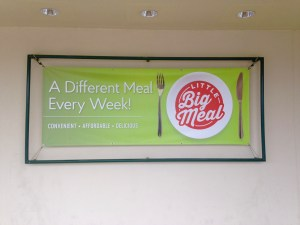 Banner: Branded Service Little Big Meal