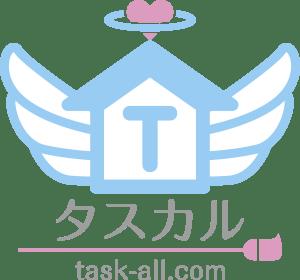 家事代行サービスタスカル ロゴプラン4