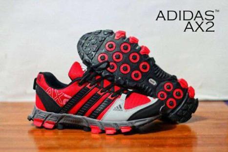 BA0013 Red Adidas AX2 - Rp. 260000