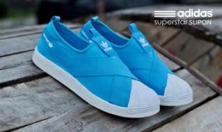 BA0186 Adidas Superstar Slip On Women 3 - Rp. 190000