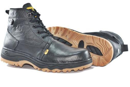 BC0115 Black Caterpillar Scuba Steel Toe - Rp. 210000