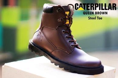 BC0220 Brown Caterpillar Queen Boot - Rp. 220000