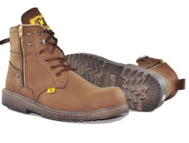 BC0263 Brown Caterpillar Amazon Boot - Rp. 240000