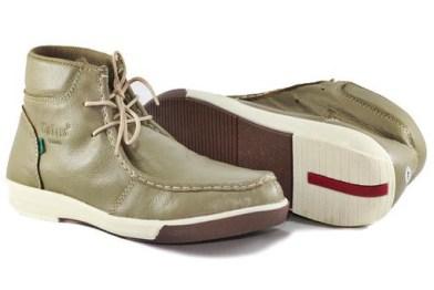 BK0091 Cream Kickers Soldado Leather Rp. 220000