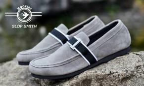 BM0022 Moofeat Smith Gray - Rp. 180000