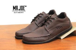 BM0162 Brown Mr Joe Batt Original - Rp. 180000