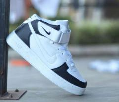 BN0245 White Nike Air Force One High AF1 Men - Rp. 280000