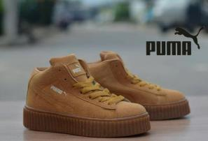 BP0223 Tan Puma Rihanna High - Rp. 360000