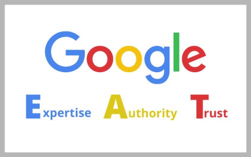 Google E A T