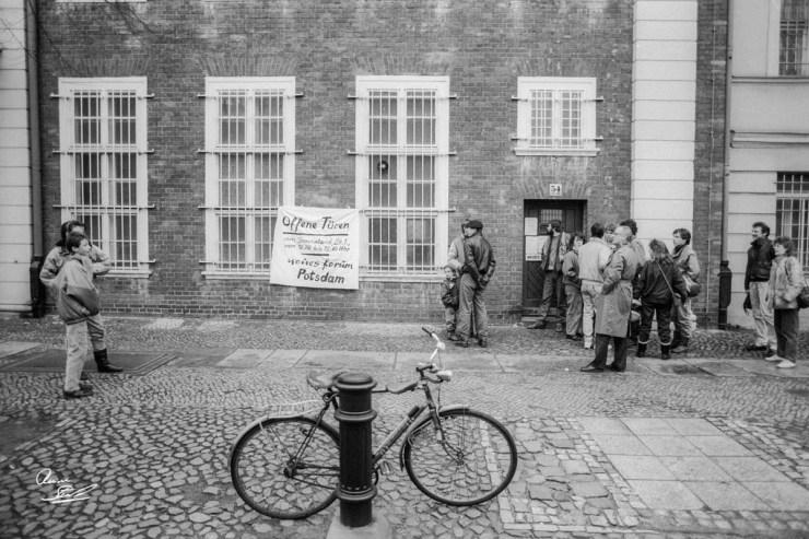 Potsdam- StasiGefängnis