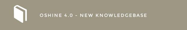Oshine- Knowledgebase