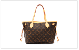 二手LV MONOGRAM 原花 M40156 NEVERFULL MM