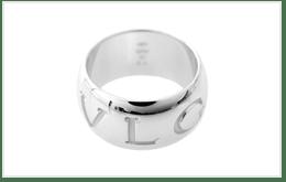 二手寶格麗 BVLGARI MONOLOGO 戒指