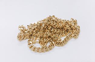 金鎖鏈(馬鞭鏈)的項鍊或手鍊收購指南
