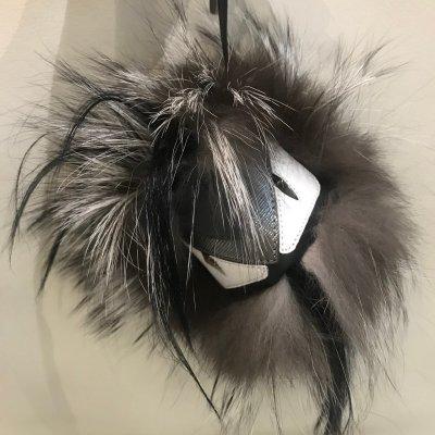 FENDI-ENDI-BAG-BUGS-毛怪吊飾-怪獸吊飾-毛毛吊飾